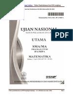 Download Soal dan Pembahasan UN SMA Matematika IPA 2016.pdf