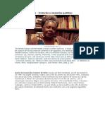 Conceição Evaristo- Bibliografia e Produção Teórica
