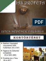 Malakiás próféta 1,1-14
