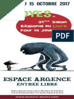 Salon régional du Livre pour la Jeunesse - Troyes