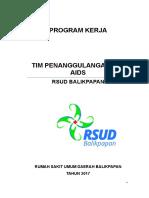 Program Kerja Tim HIV