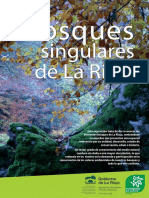 Exposición Bosques Singulares de La Rioja