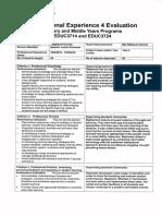 prac 4 evaluation