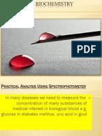 Lab 5 Estimation of Serum Glucose