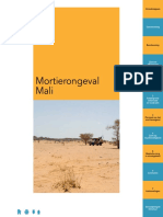 Mortierongeval Mali