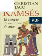 Jacq, Christian - Ramses 02 - El Templo de Millones de Años