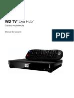 Manual WD Tv Live Hub Media Center.pdf