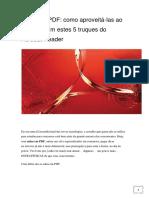 Aulas Em PDF Adobe Acrobat