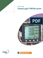 Schneider Electric PM700