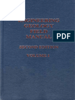 @ Engineering Geology Field Manual Vol-I