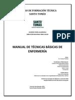 Manual de Técnicas Básicas de Enfermería