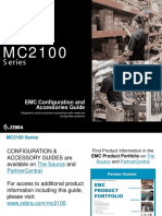 Mc2100 Configurations Accessories Guide