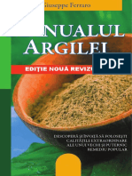 Giuseppe Ferraro - Manualul Argilei