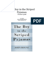 Boy in Striped Pyjamas - John Boyne Pauline Michelle Lizzy