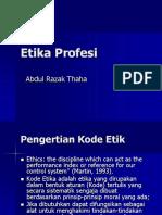 170919_Etika Profesi S1 Gizi