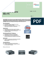 Fujitsu-Siemens Esprimo q5020