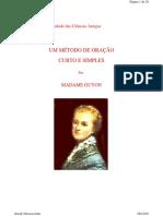 Madame Guyon – Um método de oração.pdf