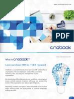 OneBook-First Cloud ERP in Bangladesh