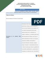 Lina Pacheco Relatoria