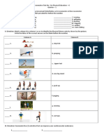 Summative Test No 2.in P.E.6.Q1