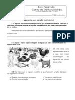5. Teste diagnóstico  - Importância da água para os seres vivos.pdf