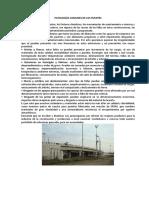 Patologías Comunes de Los Puentes