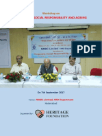 CSR Workshop 7thSep17 Report