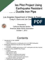 Estudo Terremoto