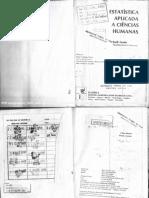 Jack Levin - Estatistica Aplicada a Ciencias Humanas