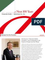 Profile of Multinational Company A-JI-NO-MOTO