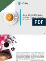 eBook Guia Para Iniciantes Cafes Especiais
