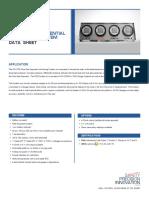 HDI 3200 MGS DifferentialMonitoringSystem DataSheet 0504151