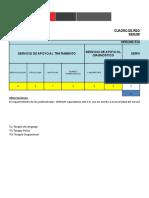 Copia de Cuadro de Requerimiento SERUM HOSPTIAL CHOSICA