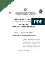 DISSERTAÇÃO_Pré-dimensionamentoEstruturasMetálicas.pdf