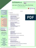 10. Manual Para Padres de Niños Autistas 1a Edicion - JPR