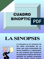 CUADROS SINOPTICOS