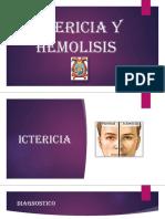 ICTERICIA HEMOLISIS 222