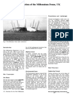 4 Design and Construction of the Millennium Dome, UK