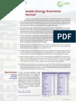 Geothermal Essentials