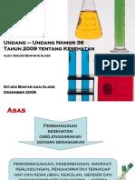 1261023779_sosialisasi INSW UU no. 36 tahun 2009.ppt