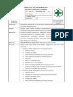 63. Sop Penilaian Kelengkapan Dan Ketepatan Isi Rekam Medis Okp