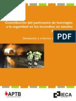 Incendios en Tuneles