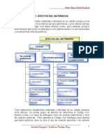 Clases de Sociendad Conyugal - Alonso Dederle