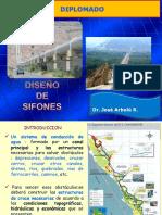Diseño Sifones -Jose Arbulu - Parte-i