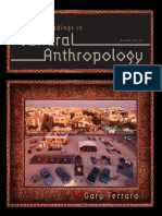 Gary Ferraro-Classic Readings in Cultural Anthropology (2015)