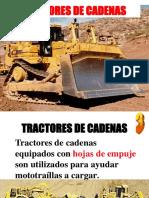 04 Tractores de Cadenas