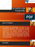 Base de Datos Con Postgresql 1 - 6