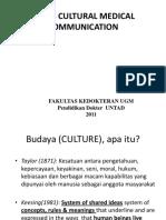 Cross Cultural Medical Communication_UNTAD 2011
