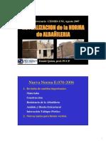 Exp. Albañileria