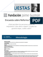 Encuesta Sobre Reforma Tributaria 3